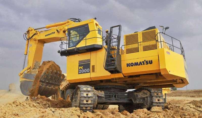 Komatsu invierte en la innovación de los accionamientos eléctricos