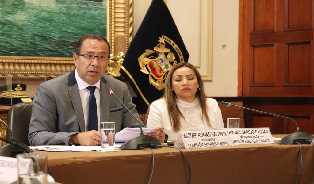 Congreso aprueba dictamen que crea áreas de conservación regional en el Sistema de Catastro Minero Nacional
