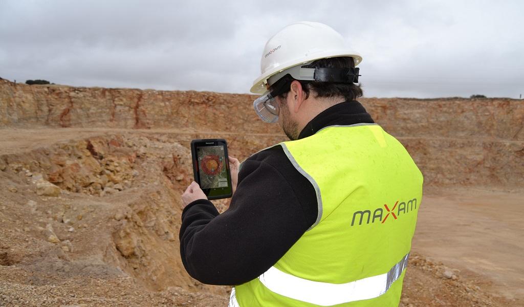 Maxam presenta la X-blasterguide, su nueva aplicación móvil para ayudar a mejorar la productividad y la seguridad en operaciones de voladura