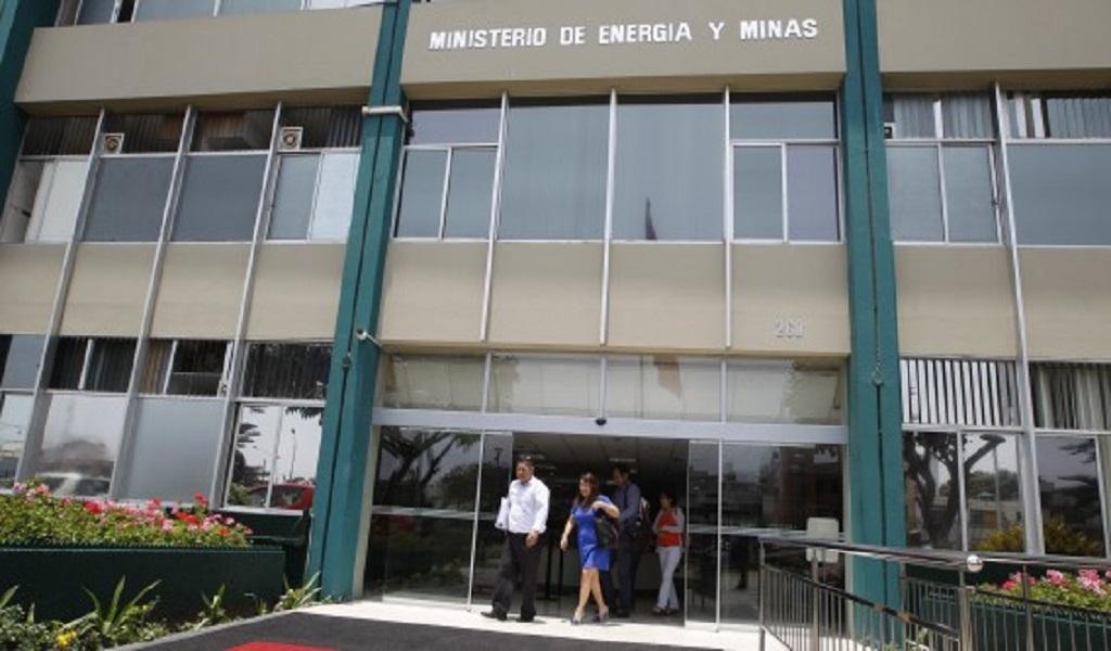 "Ministerio de Energía y Minas modifica sus siglas de ""MEM"" a ""Minem"""