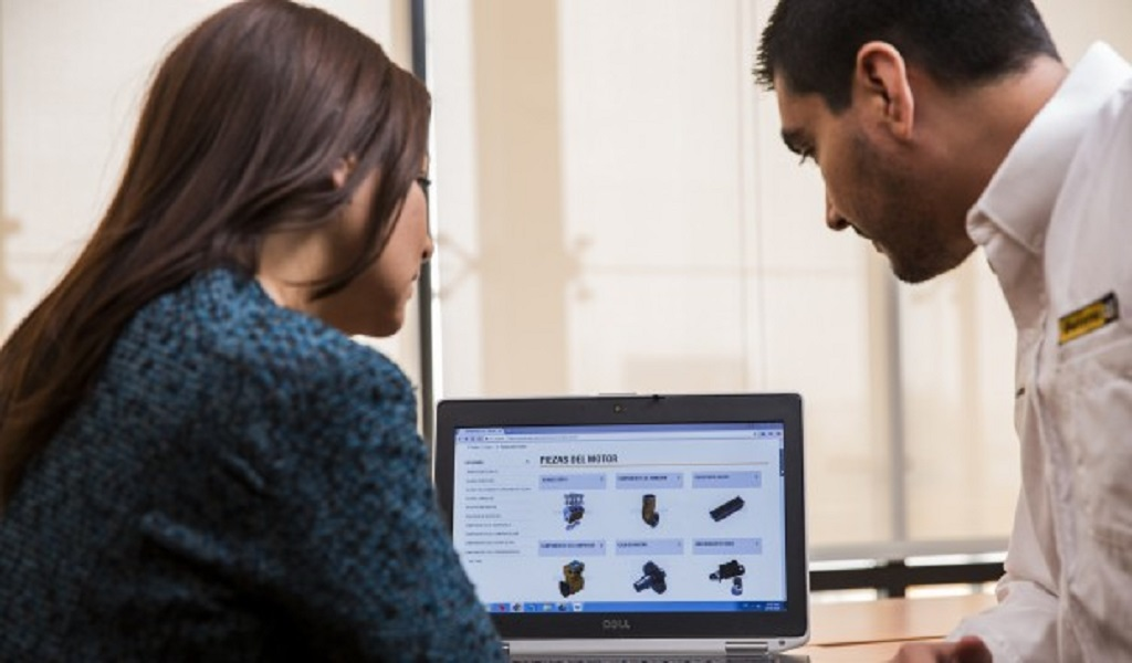 Ferreyros: el 25% de la venta de repuestos es por Internet
