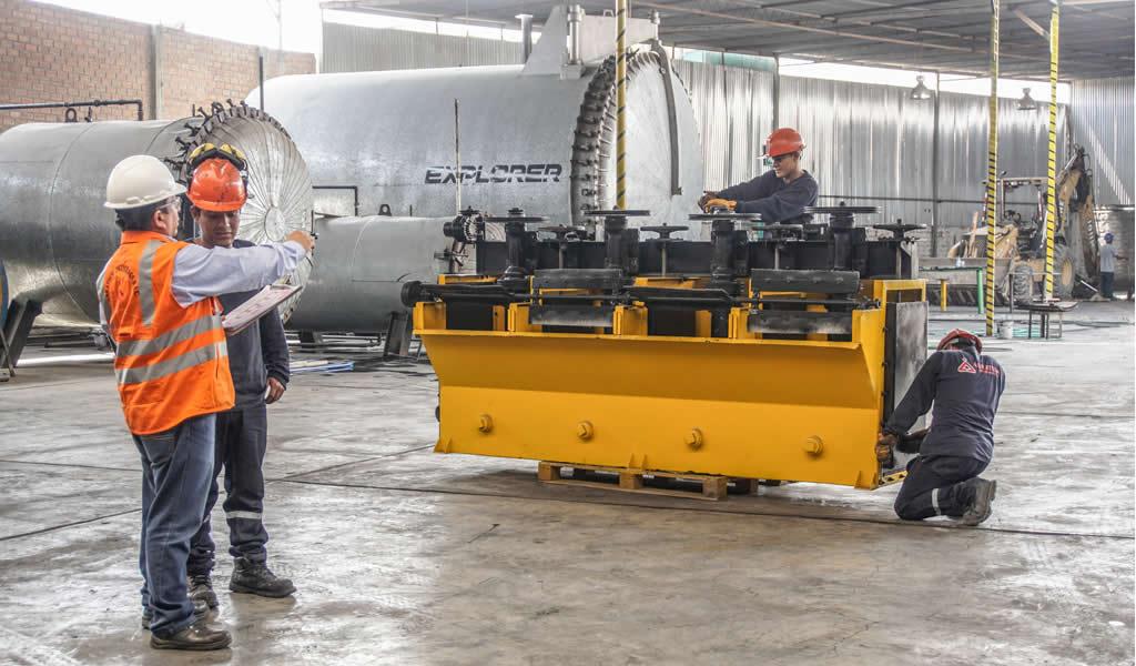 """Abratech Ingenieros: """"Nuestra materia prima está preparada para soportar grandes ataques abrasivos y corrosivos"""""""
