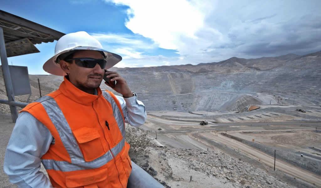 Minería generaría cerca de un millón de empleos al 2021