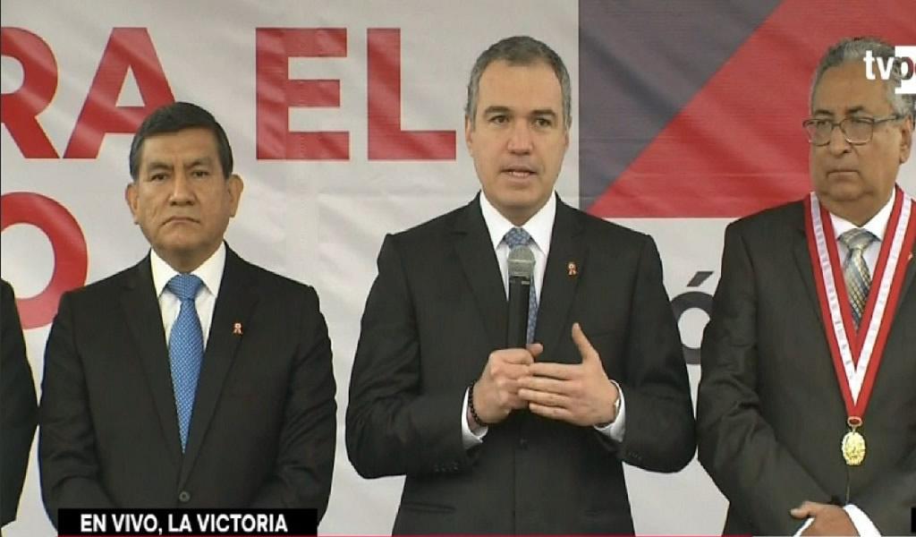 """Del Solar: """"Hay que trabajar para despejar todas las inquietudes"""" en Tía María"""