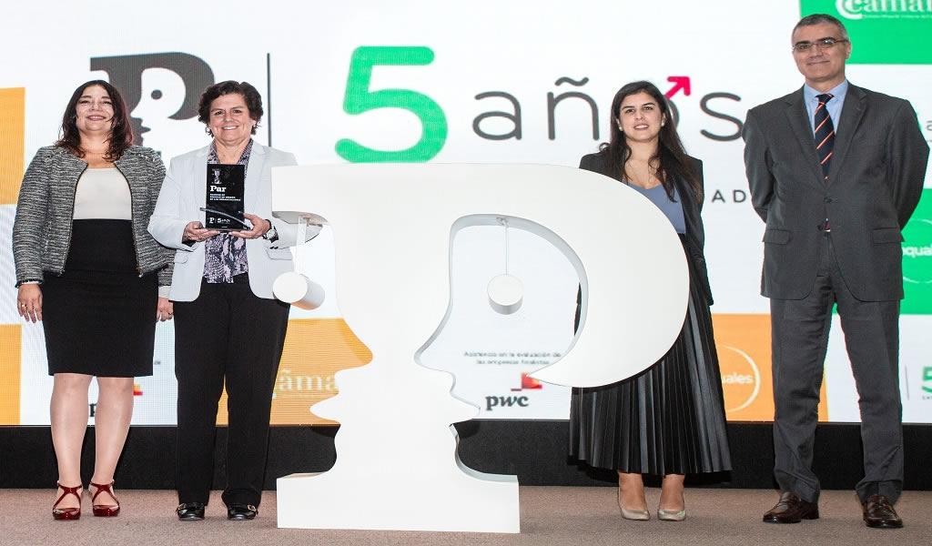 Ferreycorp figura entre las tres empresas líderes en equidad de género en Perú