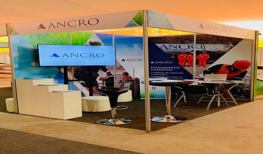 ANCRO SRL participó en la feria Expo Saneamiento 2019