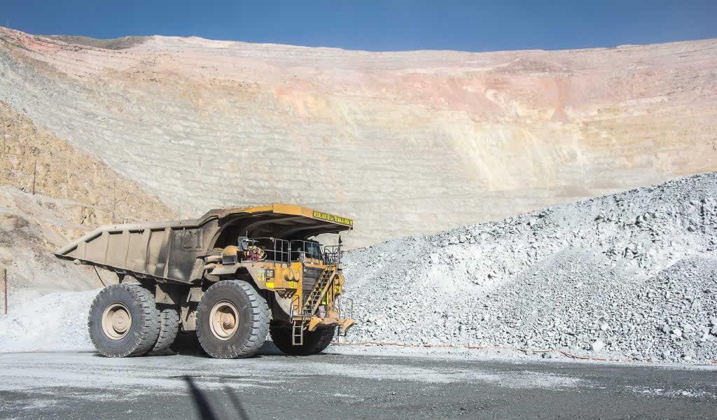 SNMPE: inversiones mineras en Arequipa caen 22.3% en primer semestre de 2019