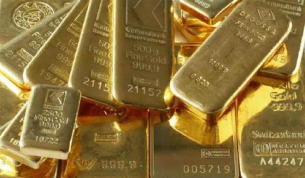 Oro se mantiene por encima de US$1.500 por temores sobre crecimiento a nivel global
