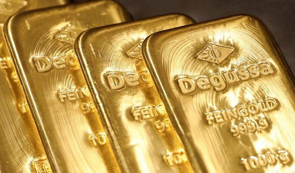 Oro sube 1% a máximo en 6 años por preocupaciones sobre Argentina y Hong Kong