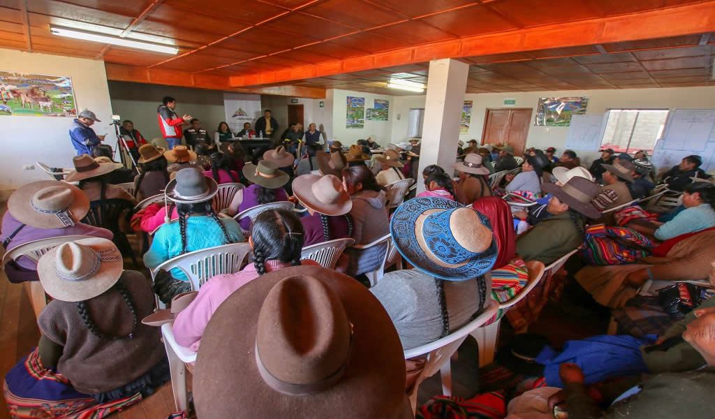 Cía. Minera Antapaccay inicia estudios para construir Represa Jatarana – San Martín en Espinar