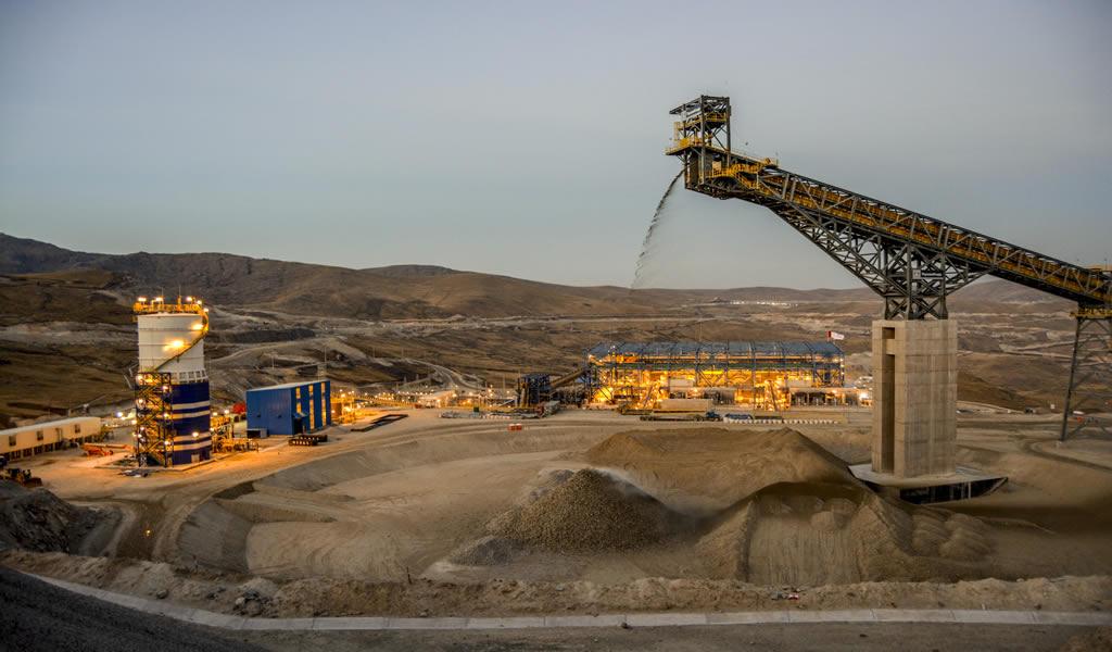 Minería local se recuperará el próximo año por entrada de cinco nuevos proyectos, prevé Scotiabank