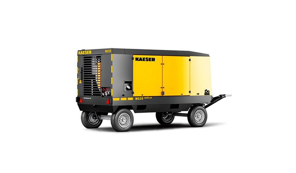 KAESER COMPRESORES - M235
