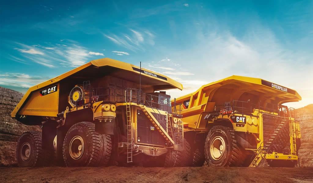 Ferreyros amplía portafolio con camiones de 400 toneladas de gran potencia
