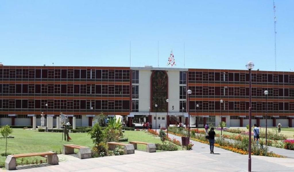 UNSA desarrolla proyectos de investigación presupuestados en más de S/. 220 millones