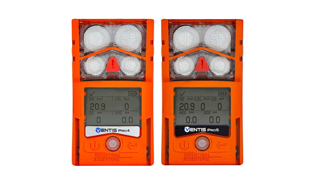 JS INDUSTRIAL - Detector Multigas – Serie Ventis PRO 4 y 5