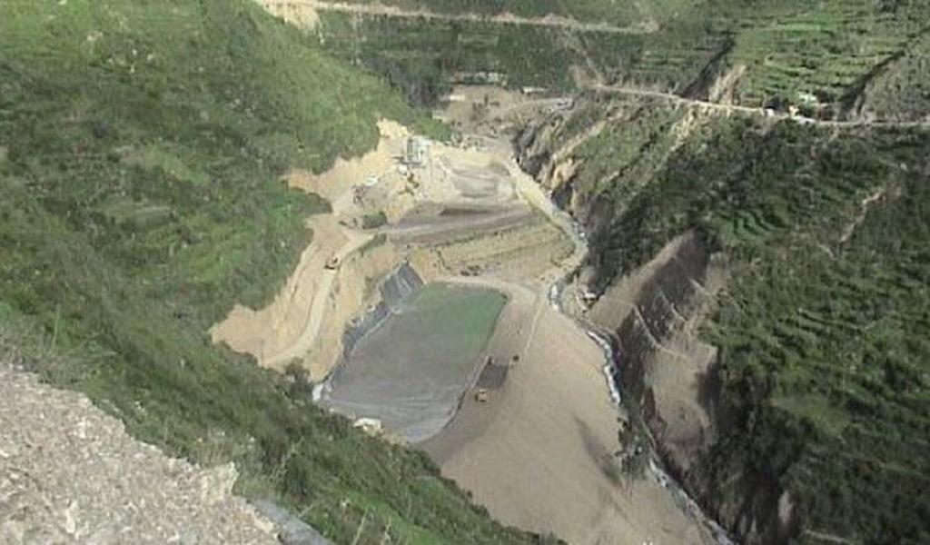 Advierten contaminación a recursos hídricos por derrame de relave