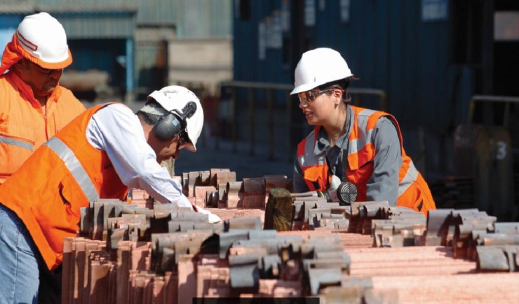 """SNMPE: """"La producción minera no ha sufrido ninguna paralización o retrasos de acuerdo al plan de trabajo establecido en cada unidad productiva""""."""