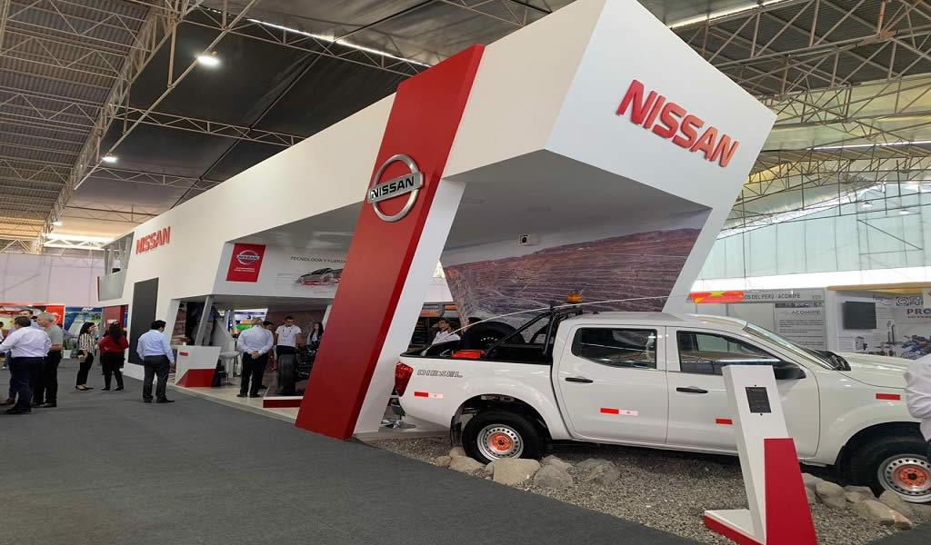 Nissan Perú presente en Perumin 2019