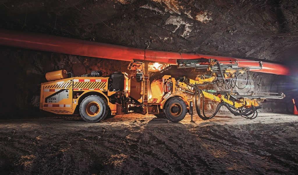 Resemin lanzará el primer jumbo eléctrico para minería subterránea fabricado en el Perú