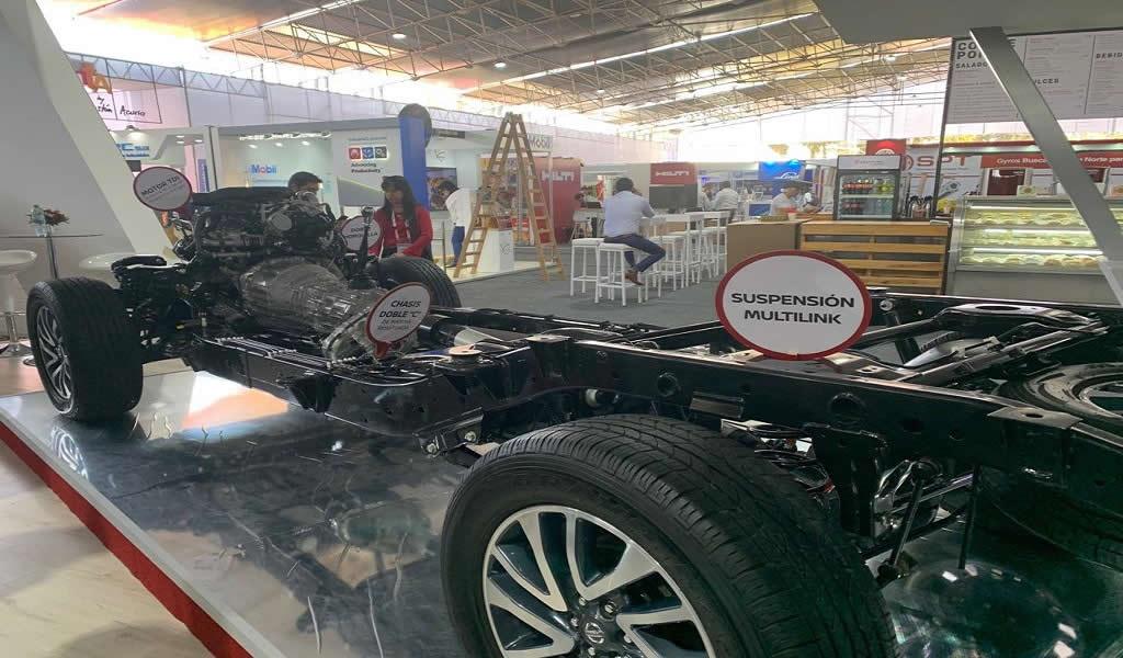 Nissan Frontier 2020, ahora con más tecnología y seguridad
