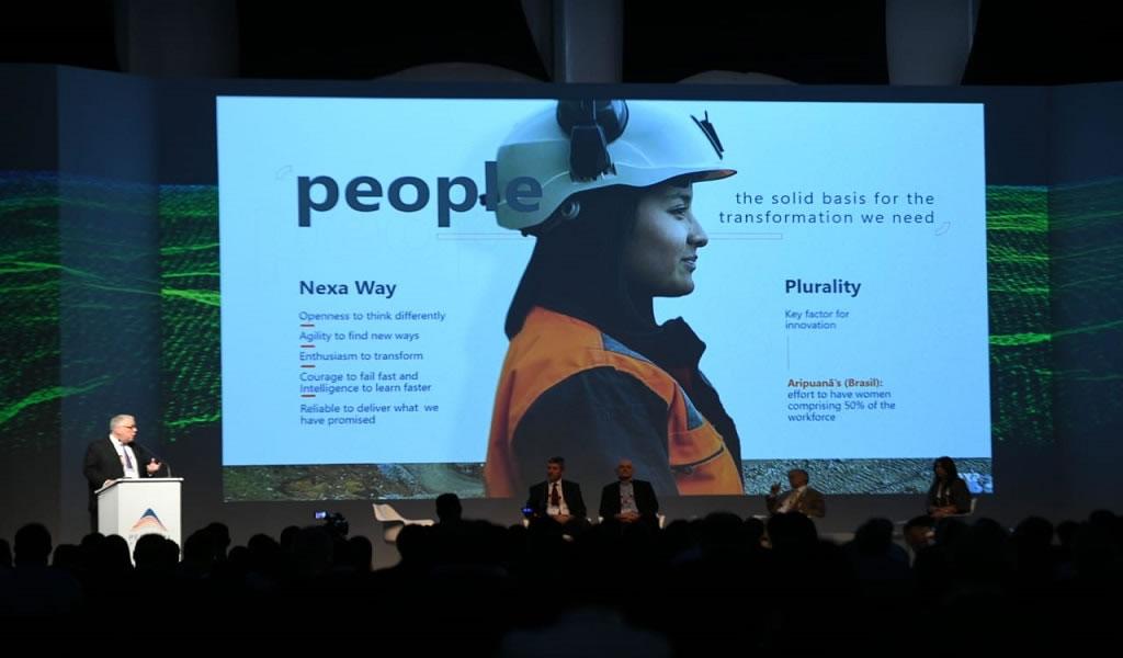 Nexa apuesta por la innovación abierta y la nueva generación de minería