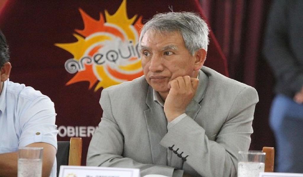 Gobierno Regional de Arequipa participará en audiencia en Consejo Nacional de Minería