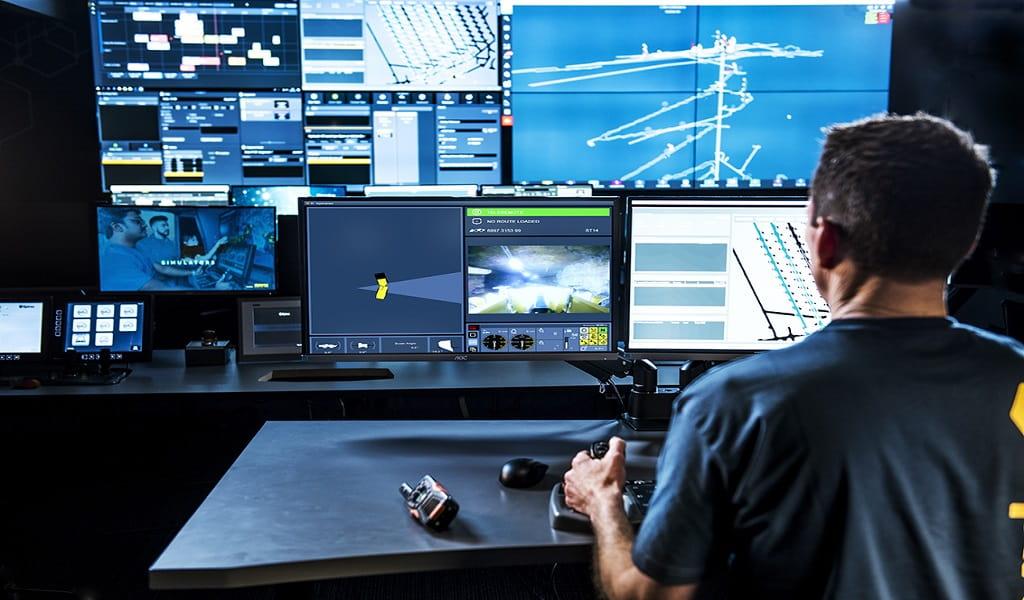 Epiroc establece un nuevo standard en automatización de cargadores de bajo perfil