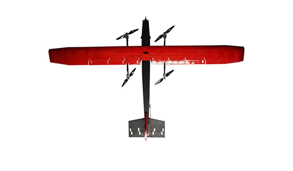 DRONAUTICA - TUNKI C- VTOL