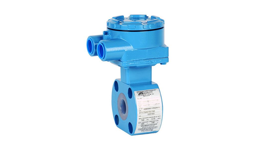 EMERSON DEL PERÚ - Sensor Tipo Wafer 8711 Rosemount