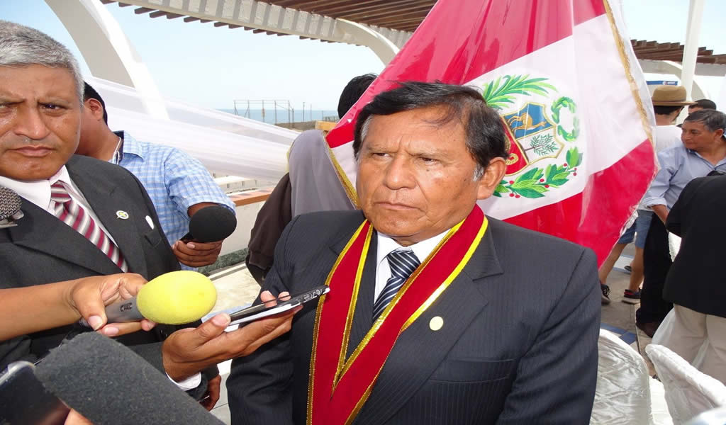 Moquegua: Zenón Cuevas propone reiniciar diálogo con Southern en 2020