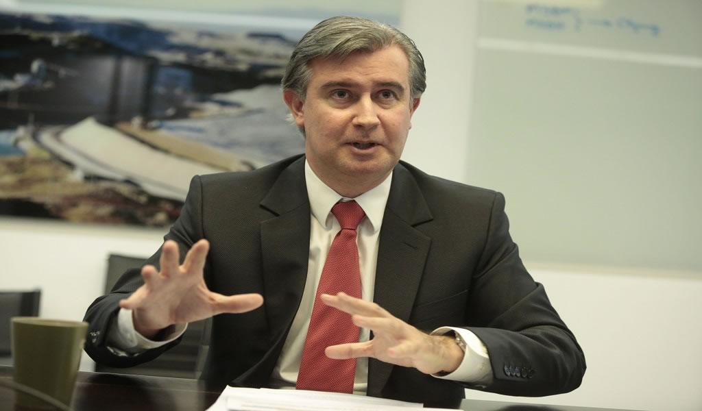 """Manuel Fumagalli: """"Este año la inversión en minería alcanzaría los US$ 5 000 millones"""""""