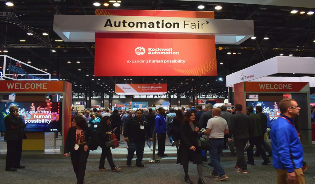 Automation Fair 2019: se inicia con éxito la feria de tendencias tecnológicas más importante del mundo