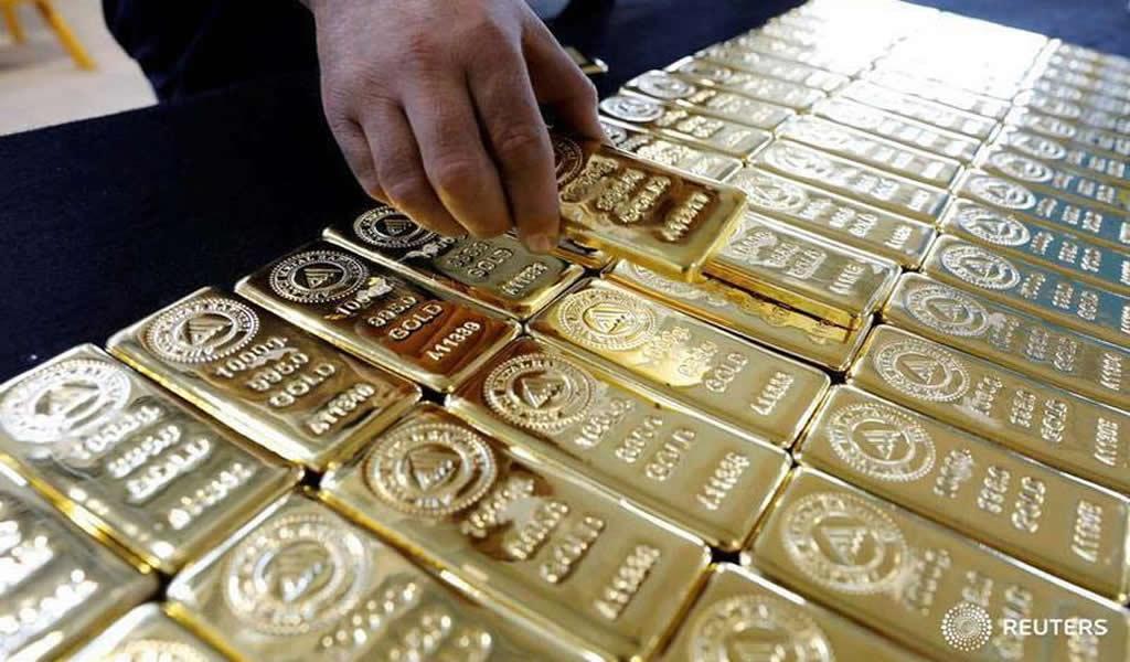Precios del oro suben ante incertidumbre en relación comercial entre EE.UU. y China