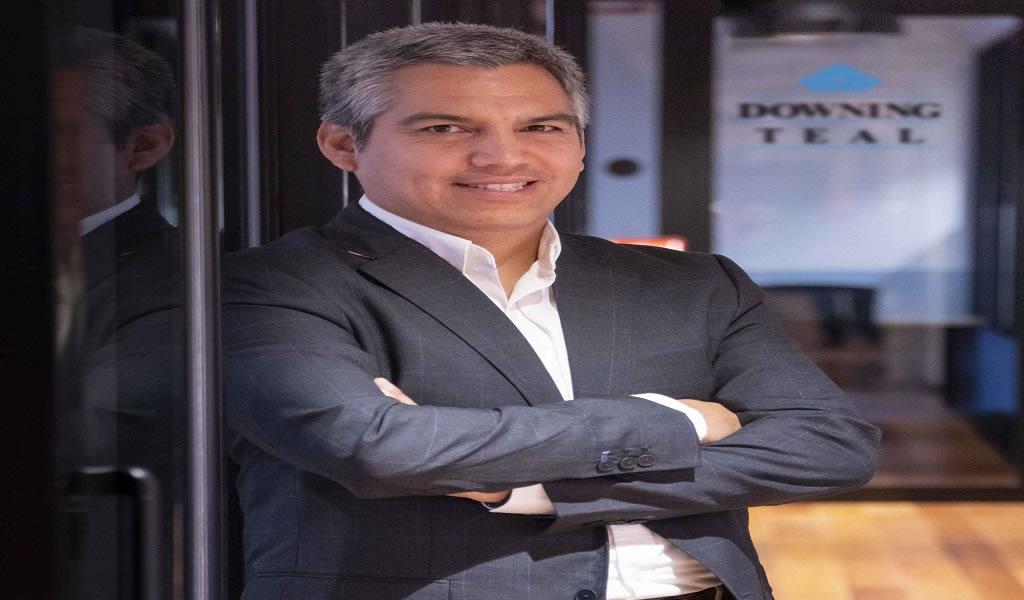 Downing Teal nombra a Roberto Chumpitazi gerente general de la filial en Perú