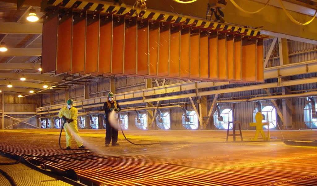 Chile: actividad minera registró un descenso de 1,7% en octubre