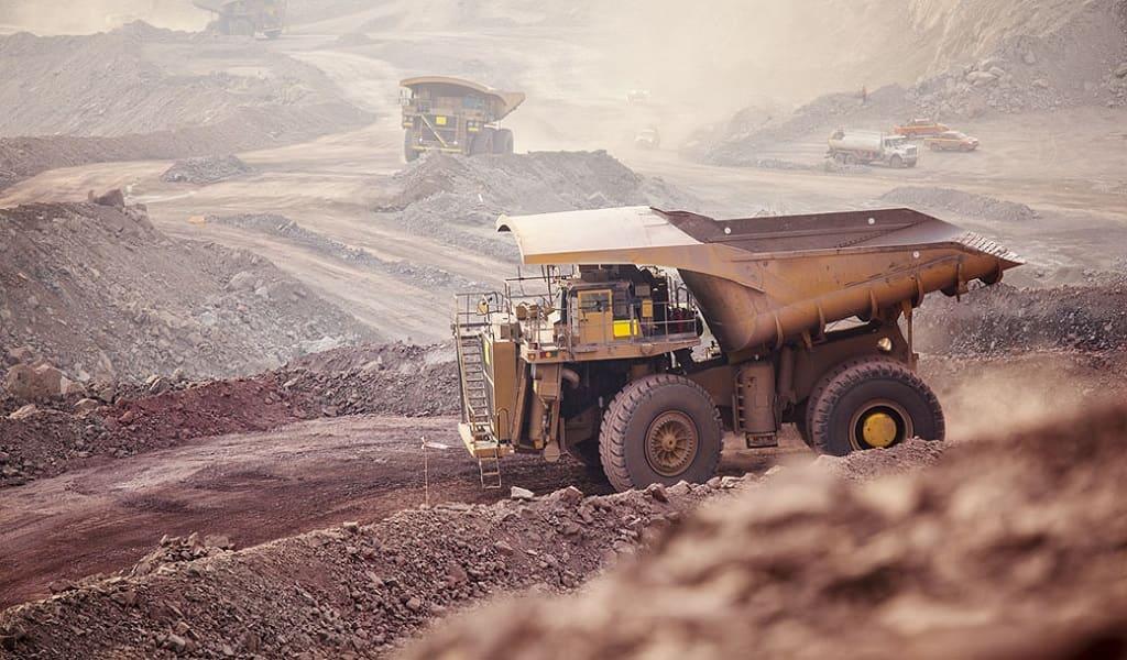 Producción minera se recuperó en octubre