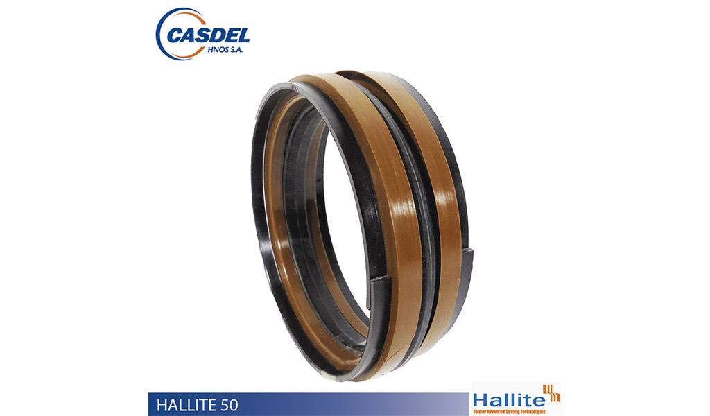 CASDEL - Sello Hidráulico HALLITE 50