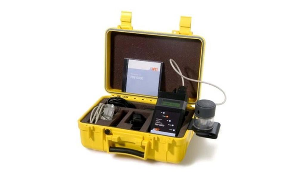OZ PERU GROUP - Instrumento para Analizar Metales en el Agua