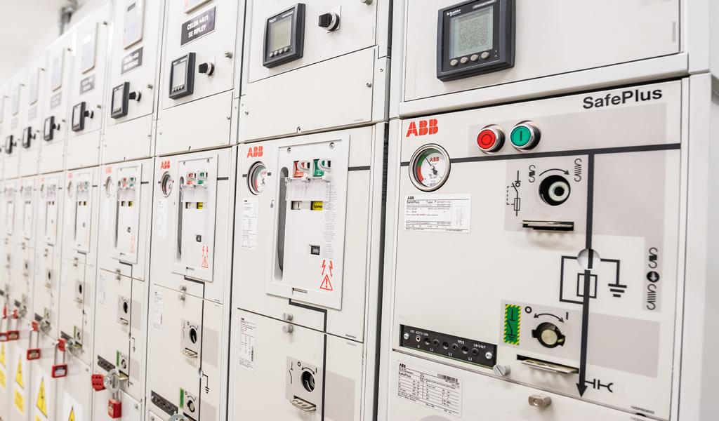 ABB electrifica moderno C.C. Real Plaza de Puruchuco