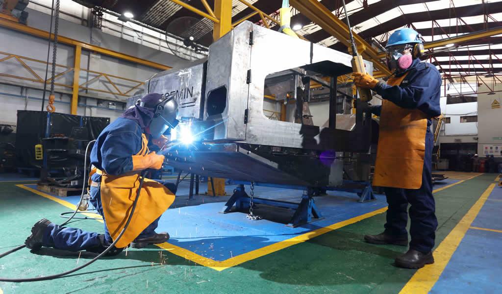 Resemin cumple 30 años como la única fabricante peruana de maquinaria para minería subterránea
