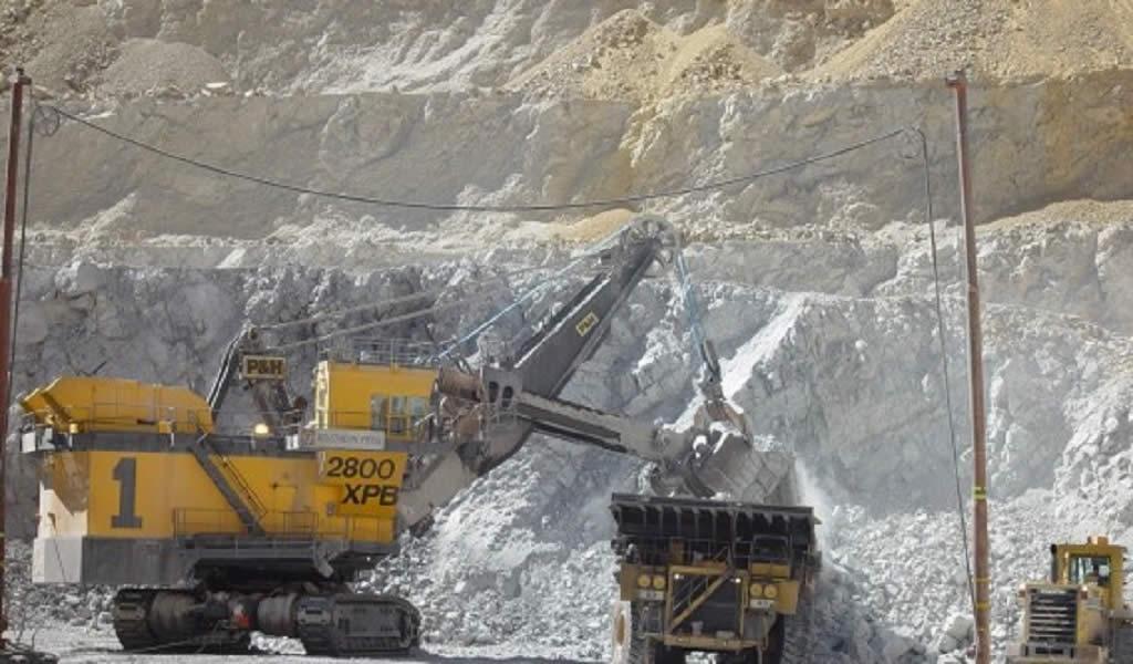 En noviembre el PBI creció 1.86% por mejora de la minería