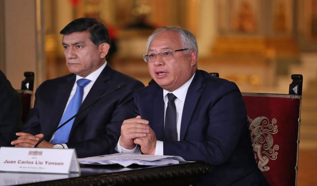 Juan Carlos Liu: Southern Copper no iniciará operaciones en Tía María antes del 2024