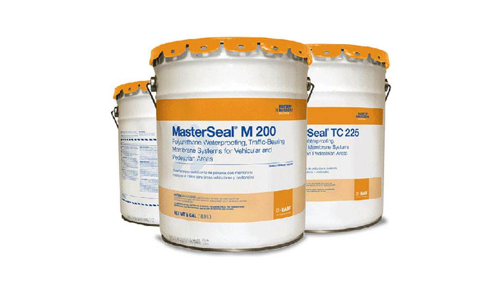 BASF - MasterSeal Traffic® 1500