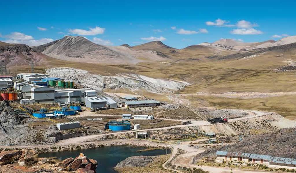 Hochschild Mining supera estimaciones en 2019 por producción récord en mina Inmaculada