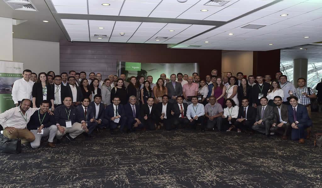 Schneider Electric Perú define estrategias para continuar avanzando en la transformación digital