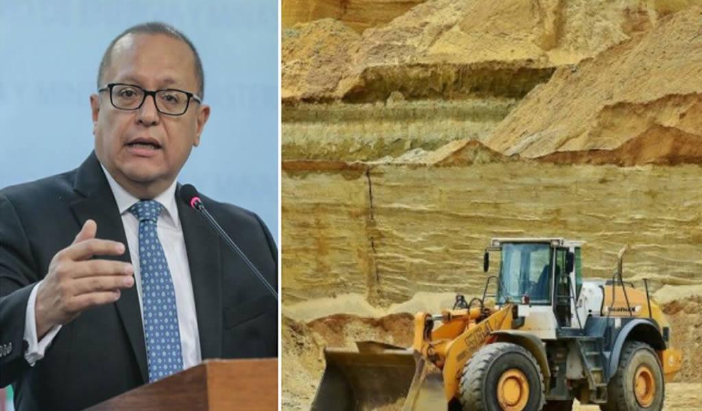 Comisión Consultiva para el Desarrollo Minero entregará hoy su informe final