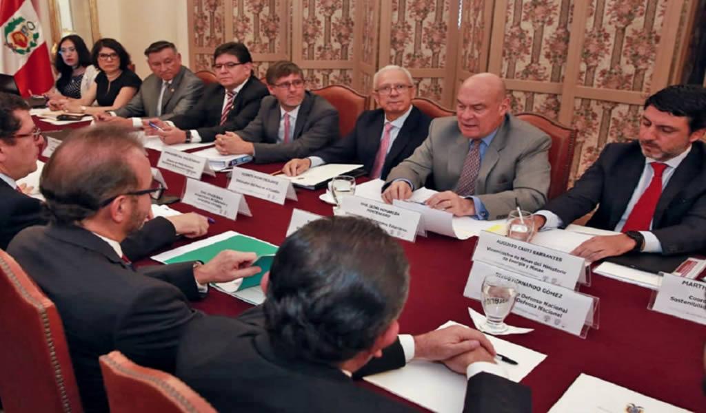 Perú y Ecuador reafirman lucha frontal contra minería ilegal en zona fronteriza