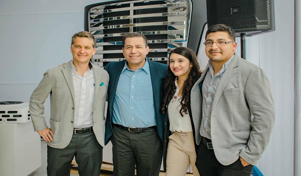 Socios estratégicos: Marco Peruana oficializa a Carrier Transicold como su nueva representada