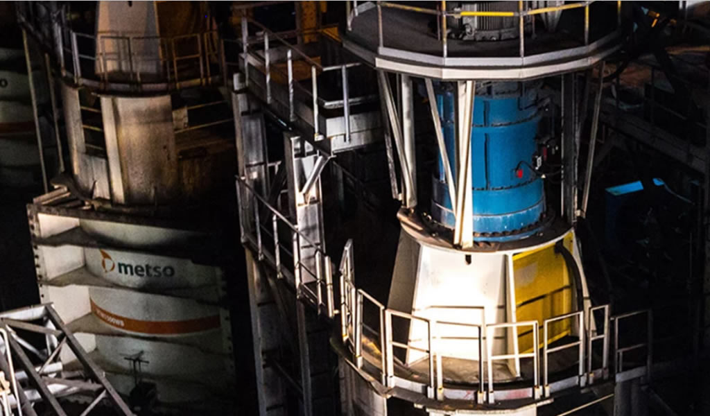 Metso suministrará Vertimill a mina de Indonesia