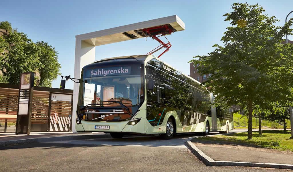 ABB y Volvo comprometidos en la lucha contra el cambio climático